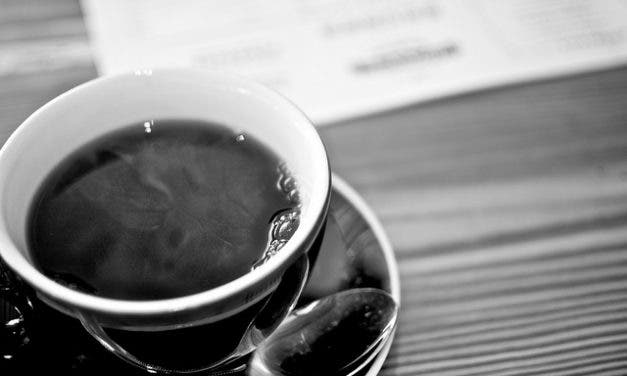 Gracias por los cafés agosto 2011