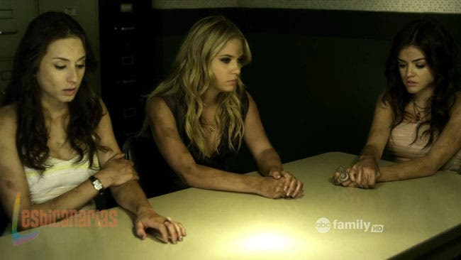 Pretty Little Liars resumen de episodio 2×12