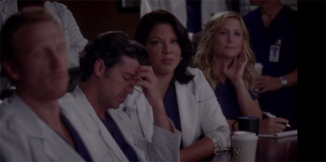 Callie y Arizona resumen de episodio 8×03