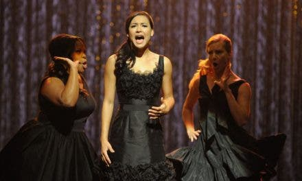 Brittany y Santana «Rumor has it / Someone like you mashup» Spoilerlandia