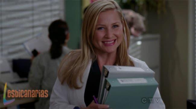 Callie y Arizona resumen de episodio 8×08 Anatomía de Grey