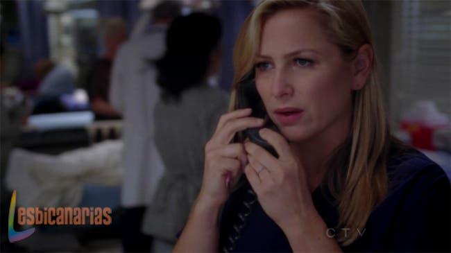 Callie y Arizona resumen de episodio 8×09 Anatomía de Grey