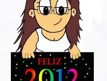 ¡Feliz 2012 Lesbicanarias!