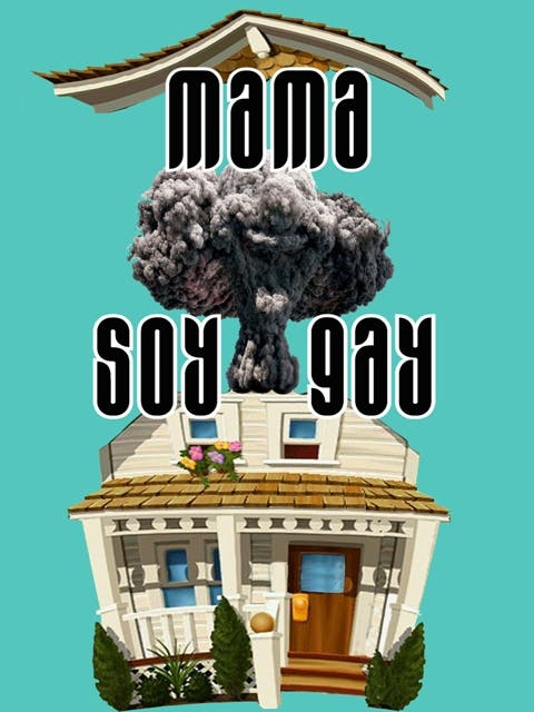 ¡Mamá soy gay! nueva serie lesbicanaria en proceso de producción
