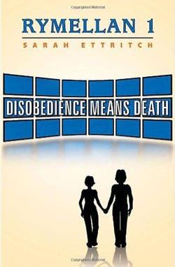 Rymellan 1: Disobedence Means Death de Sarah Ettritch Libros Lésbicos