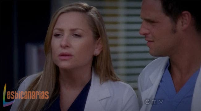 Callie y Arizona resumen de episodio 8x20 Anatomía de Grey ...