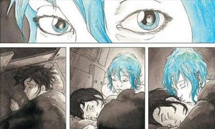 «El azul es un color cálido» mis opiniones sobre el cómic