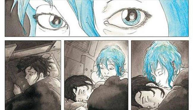 """""""El azul es un color cálido"""" mis opiniones sobre el cómic"""