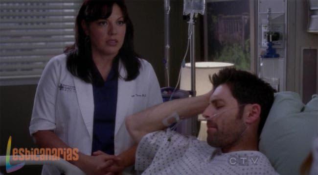 Callie y Arizona resumen de episodio 8×23 Anatomía de Grey