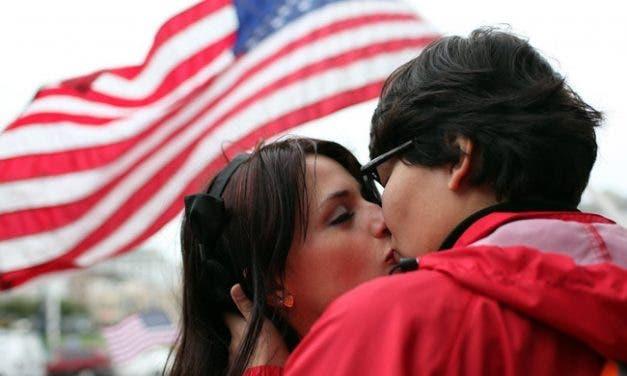 La justicia de EEUU ha declarado ilegal la prohibición del matrimonio gay