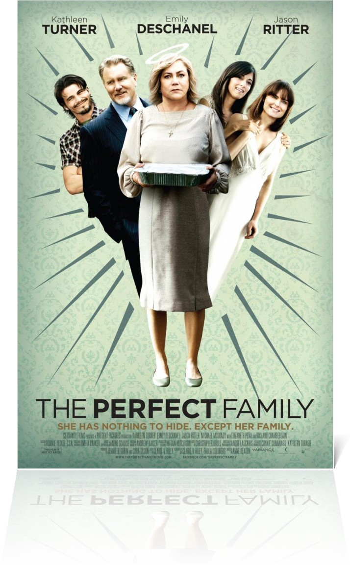 """The Perfect Family"" primer tráiler"