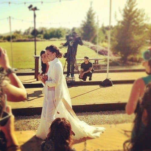 Whitney y Sara de The Real L Word se han casado