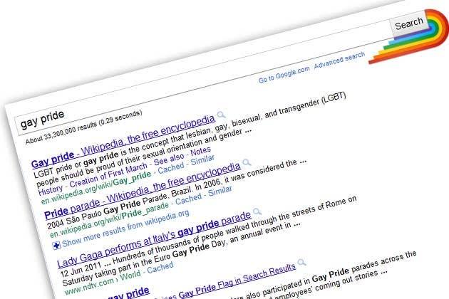 Google lanzará una campaña para apoyar el matrimonio gay