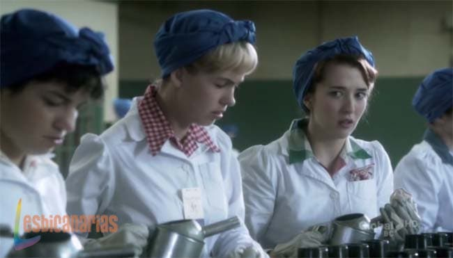 Betty y Kate resumen de episodio 1×02 Bomb Girls