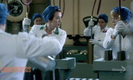 Betty y Kate resumen de episodio 1×03 Bomb Girls