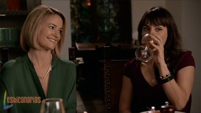 Leisha Hailey en The New Normal