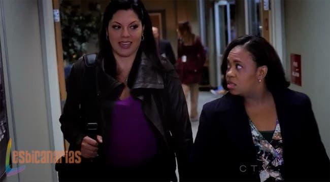Callie y Arizona resumen de episodio 9×06 Anatomía de Grey