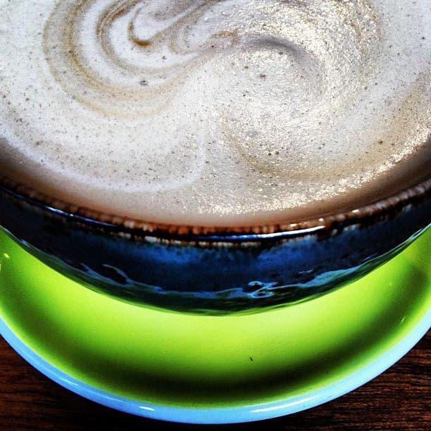 Gracias por los cafés enero 2013