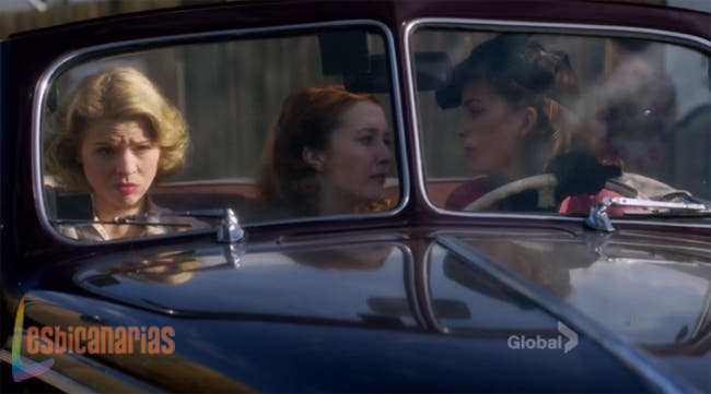 Betty y Kate resumen de episodio 2×05 Bomb Girls