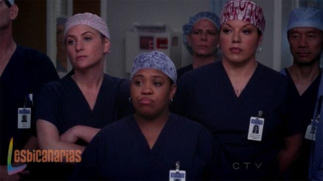 Callie y Arizona resumen de episodio 9×13 Anatomía de Grey