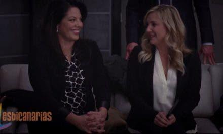 Callie y Arizona: Adelantos del episodio 10×03
