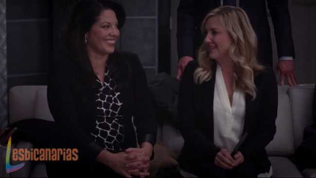 Callie y Arizona: Adelantos del episodio 10×03