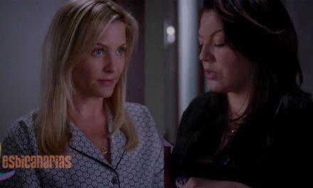 Callie y Arizona resumen de episodio 9×19 Anatomía de Grey
