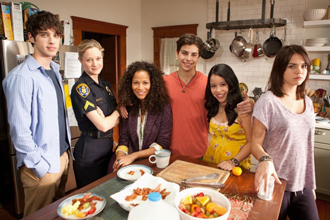 The Fosters serie lésbica