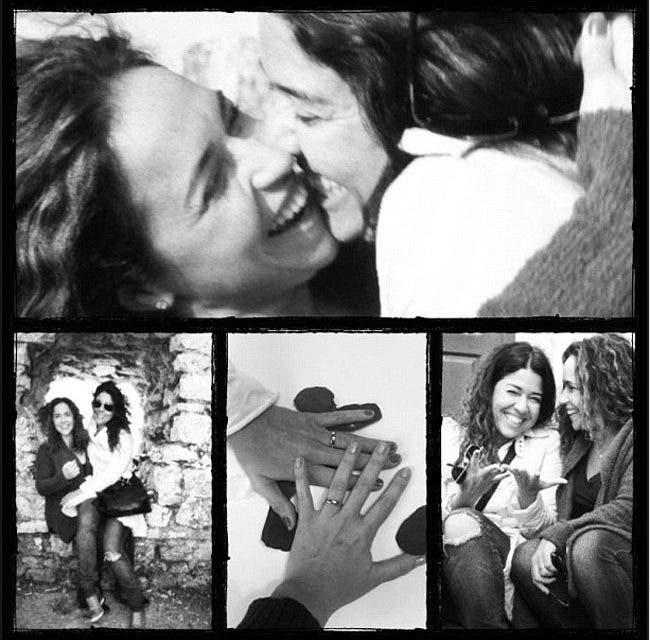 Daniela Mercuri se casa con una chica y nos lo cuenta por Instagram