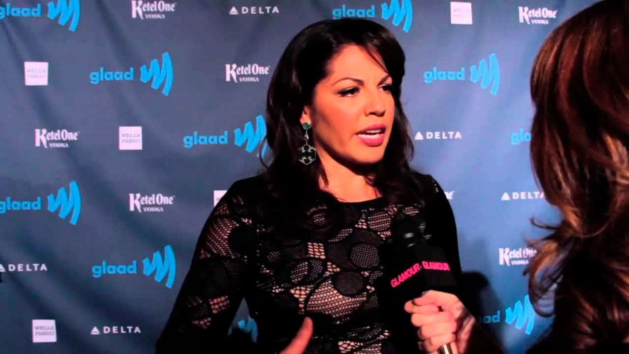 Sara Ramirez está encantada con la historia de Callie y Arizona
