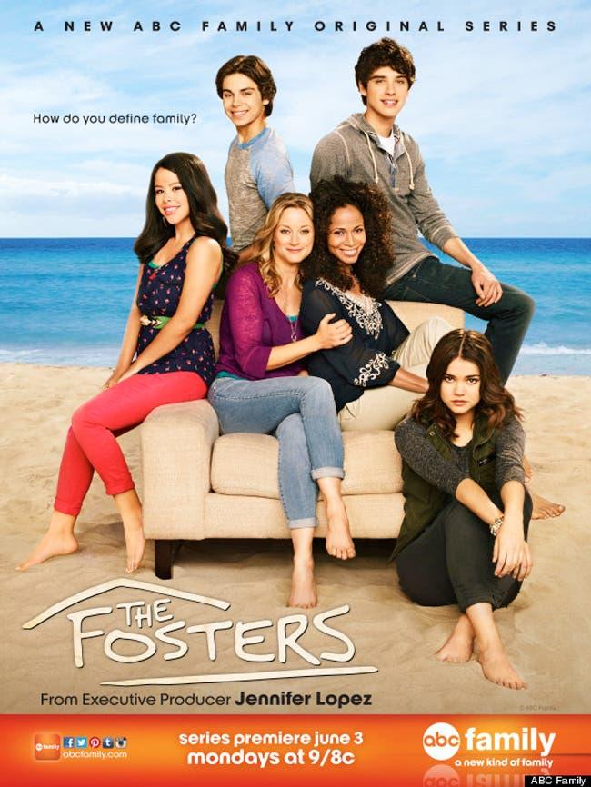 """Un grupo homófobo intenta sabotear """"The Fosters"""""""