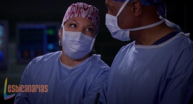 Callie hablando de Arizona
