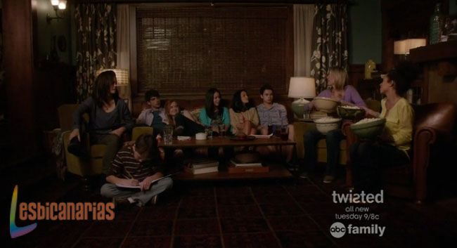 The Fosters: resumen de episodio 1×03