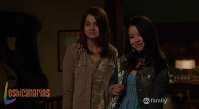 Callie y Mariana de vuelta