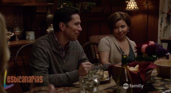Los padres de Lexie