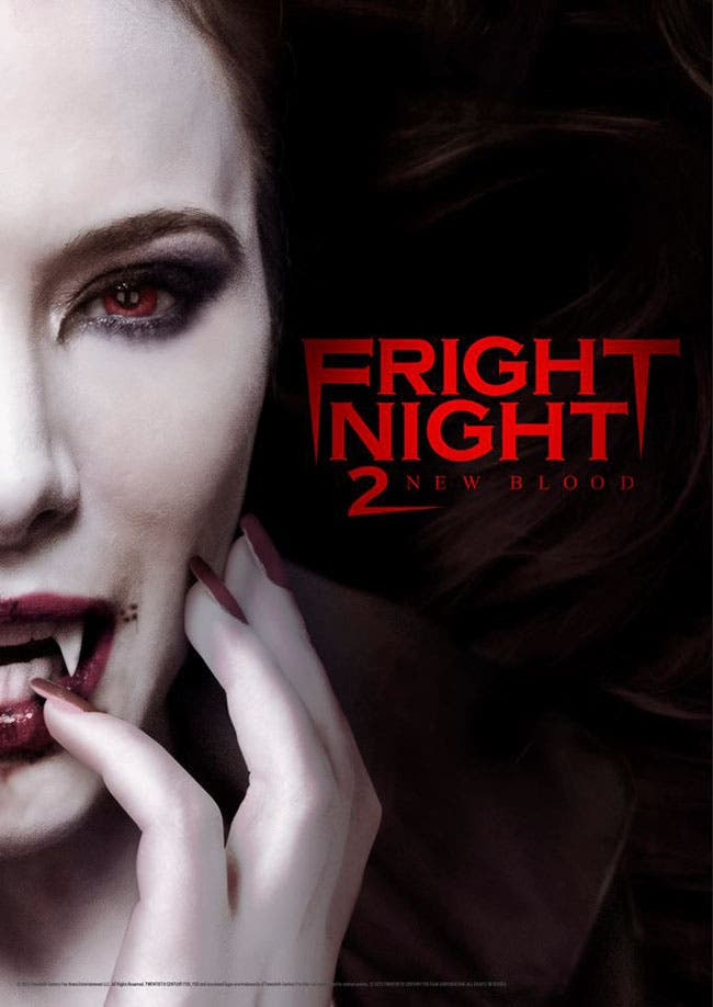 Fright Night 2 Jaime Murray