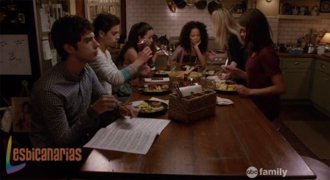 The Fosters: resumen de episodio 1×08