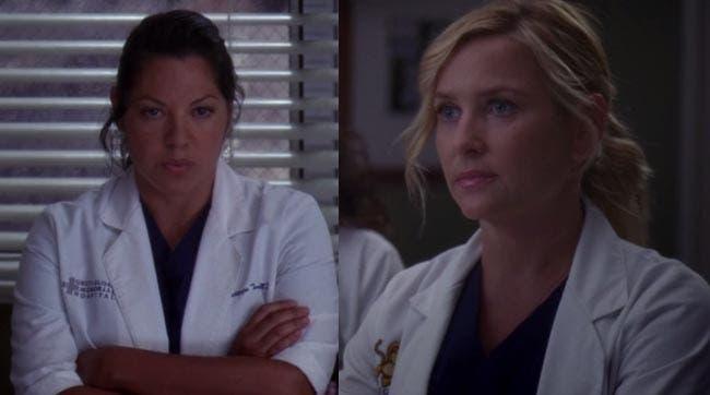 Callie y Arizona: resumen de episodios 10×01 y 10×02