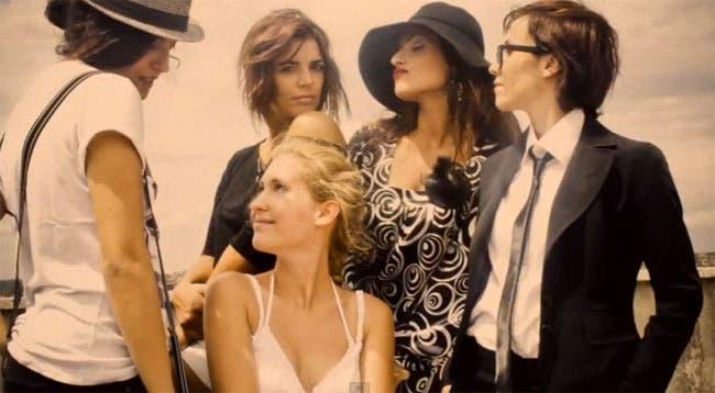 LSB: nueva serie lésbica italiana