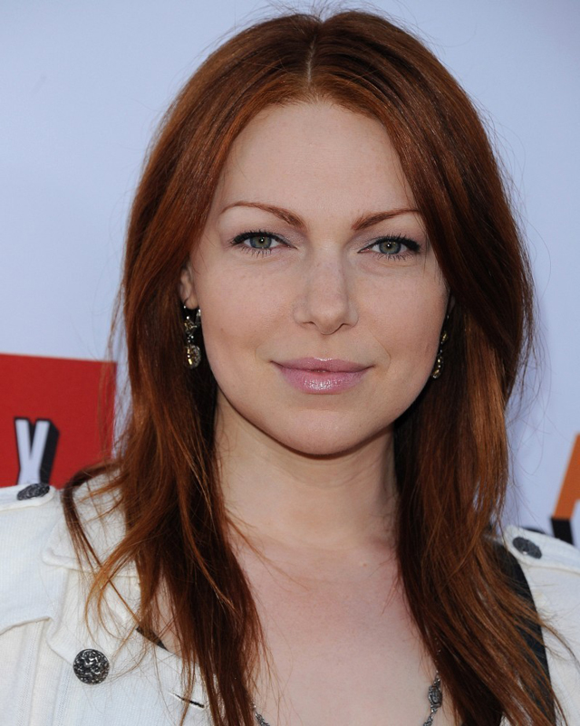 Laura Prepon está emocionada con su regreso a Orange Is The New Black