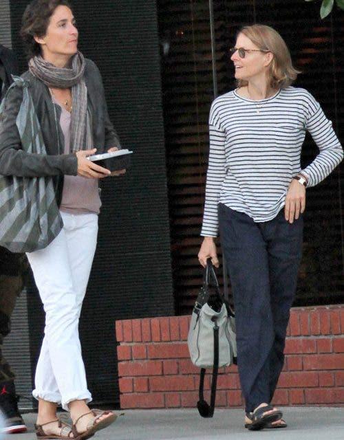 Jodie Foster y Alexandra Hedison ¿Nueva pareja lésbica?