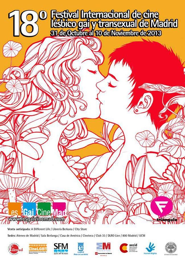 LesGaiCineMad 2013 Guía para no perderte las películas lésbicas