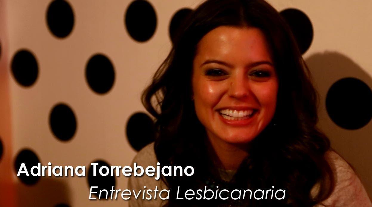 """Adriana Torrebejano: """"La relación de Isabel y Cristina es luz"""""""