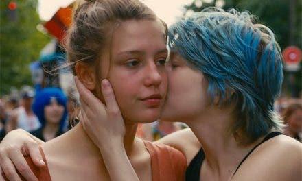 «La Vida de Adele» nuestra reseña de la película lésbica