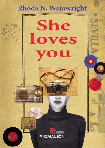 Libros Lésbicos: «She Loves You» por Rhoda. N. Wainwright.