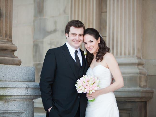 Seth Cooperman y Anna Silk