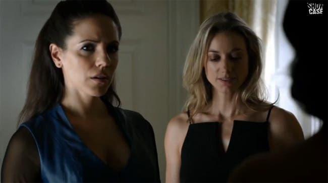 Bo y Lauren reunidas en el nuevo promo de Lost Girl