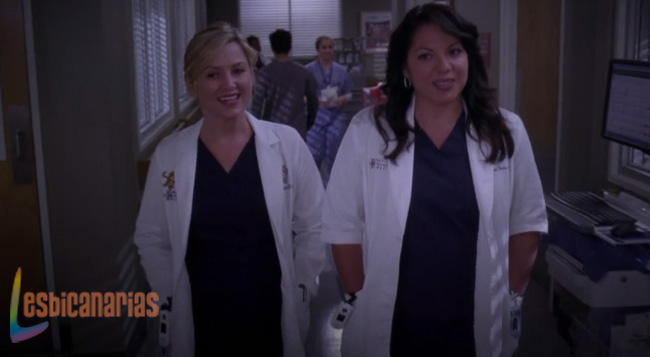 Callie y Arizona: resumen de episodio 10×11