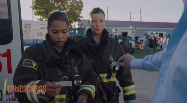 Chicago Fire Shawson
