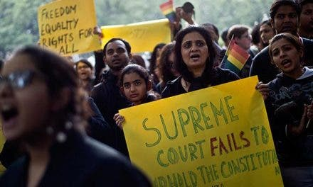 India penaliza la homosexualidad otra vez